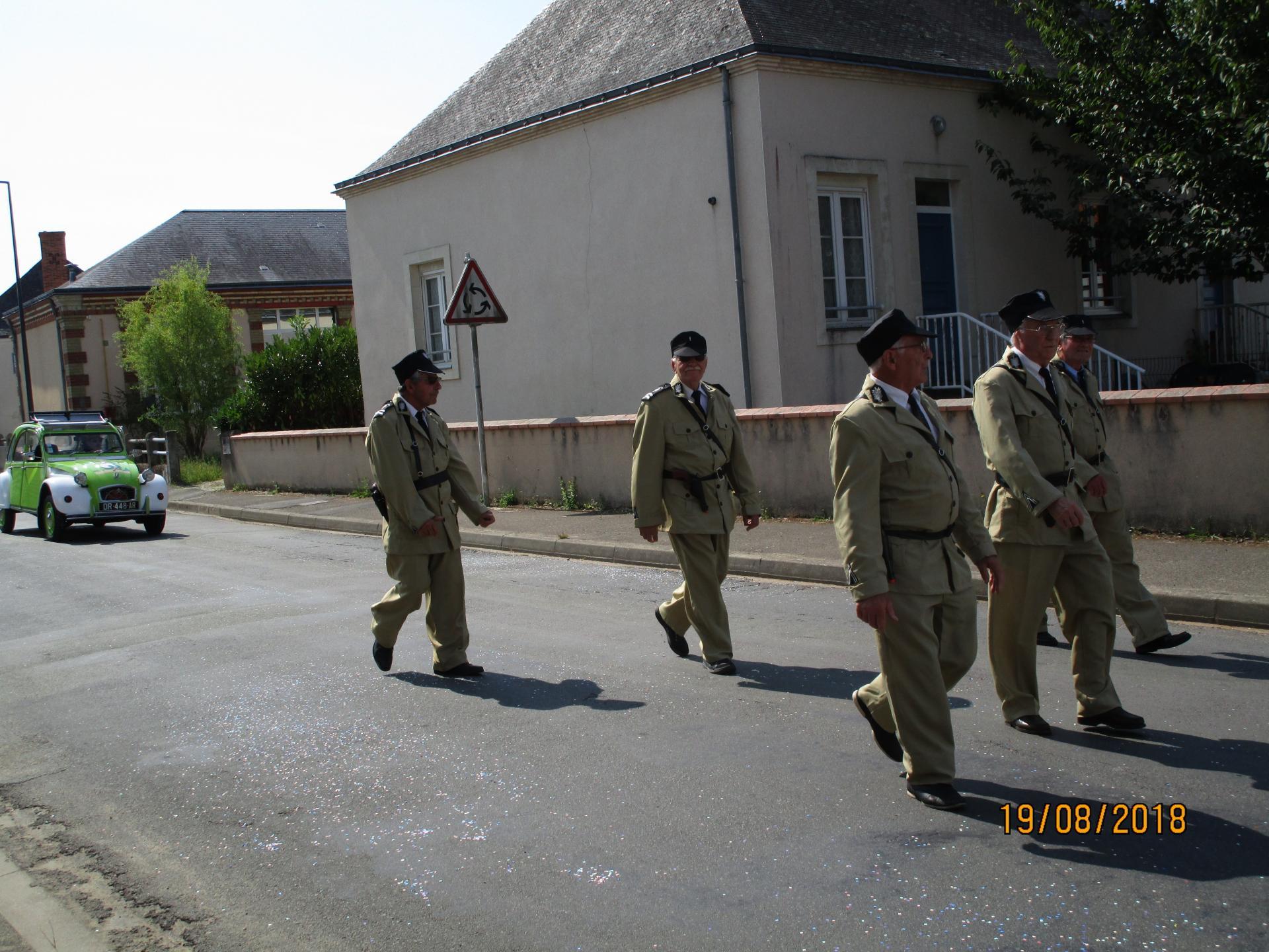 La brigade de St Trop.